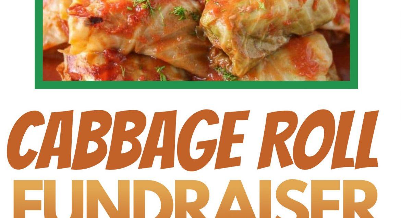 ALC SEPT 15 cabbage roll fundraiser