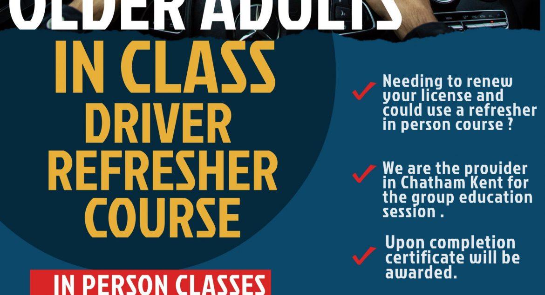 Copy of Driving School Flyer Template (1)